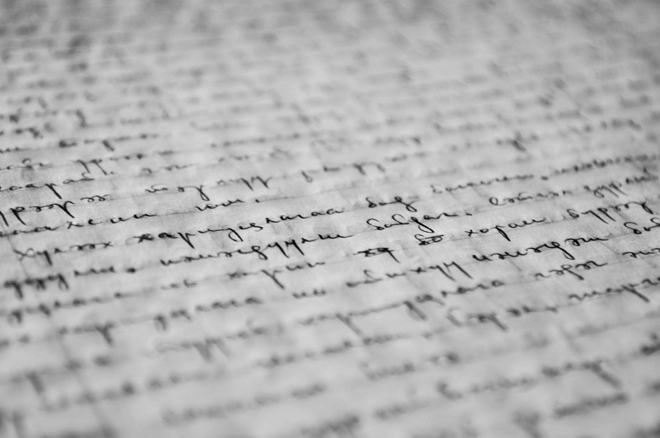 how to write creative writing